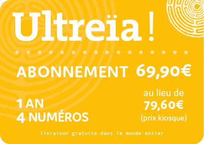 Ultreia abonnement