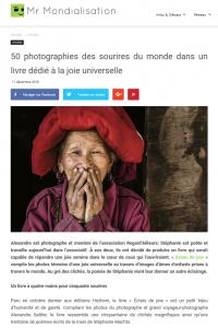 MrMondialisation - ECLATS DE JOIE